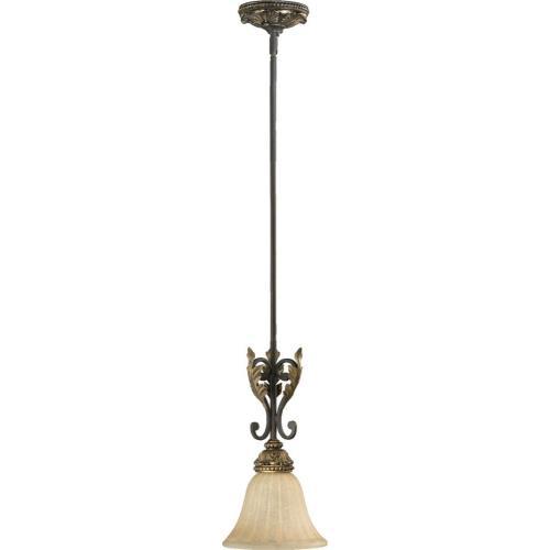 Quorum Lighting 3157-44 Rio Salado - One Light Mini Pendant