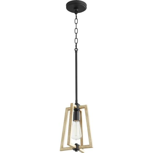 Quorum Lighting 3189-69 Alpine - One Light Pendant