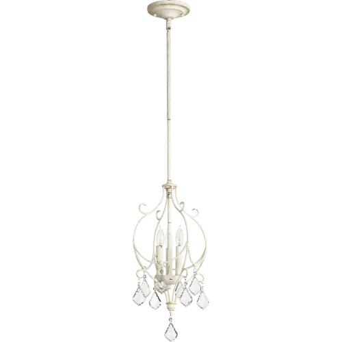 Quorum Lighting 3205 Ariel - Three Light Pendant