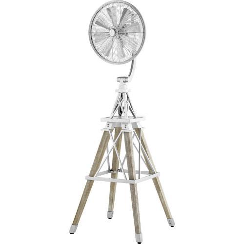 Quorum Lighting 39158 Windmill - 69.25 Inch Floor Fan