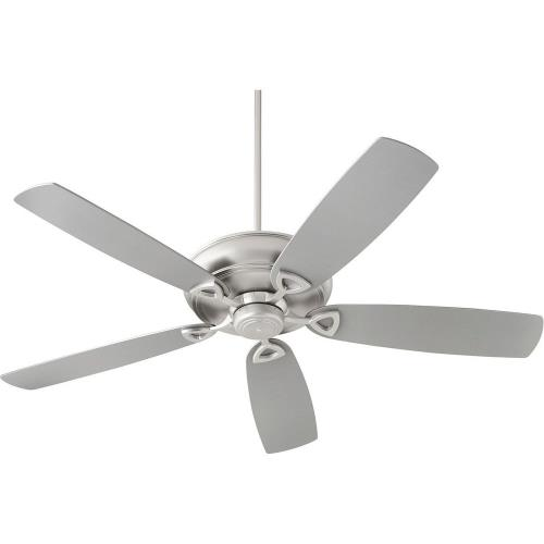 Quorum Lighting 40625 Alto - Ceiling Fan in Soft Contemporary style - 62 inches wide by 14 inches high