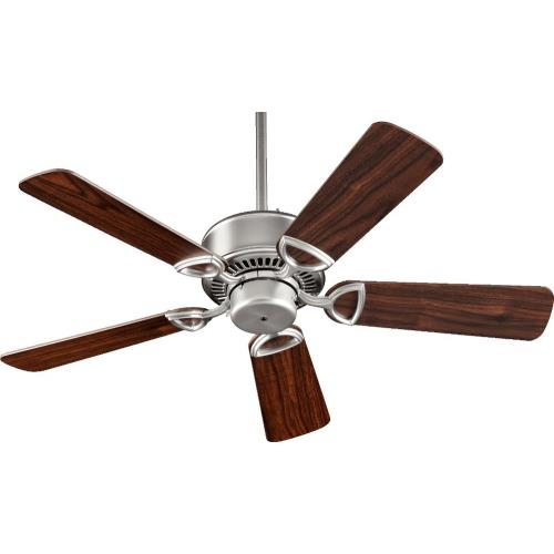 Quorum Lighting 43425 Estate - Ceiling Fan in Transitional style - 42 inches wide by 12 inches high