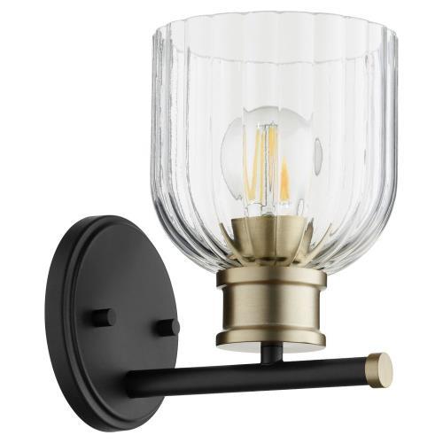 Quorum Lighting 510-1-6980 Monarch - 1 Light Wall Mount