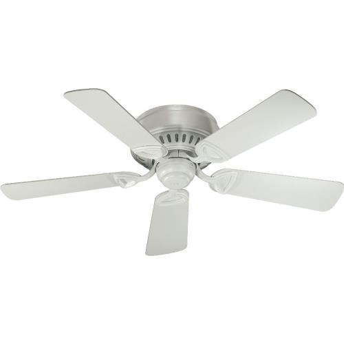 Quorum Lighting 51425 Medallion - Ceiling Fan in Traditional style - 42 inches wide by 8 inches high