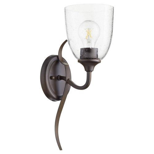 Quorum Lighting 5427-1 Jardin - 1 Light Wall Mount in Quorum Home Collection style - 5.75 inches wide by 15 inches high