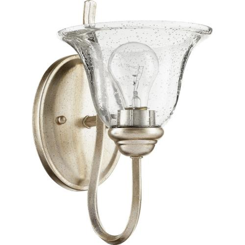 Quorum Lighting 5510-1 Spencer - 1 Light Wall Mount in Quorum Home Collection style - 7 inches wide by 11.5 inches high