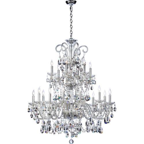 Quorum Lighting 630-18-514 Katrina - Eighteen Light Chandelier