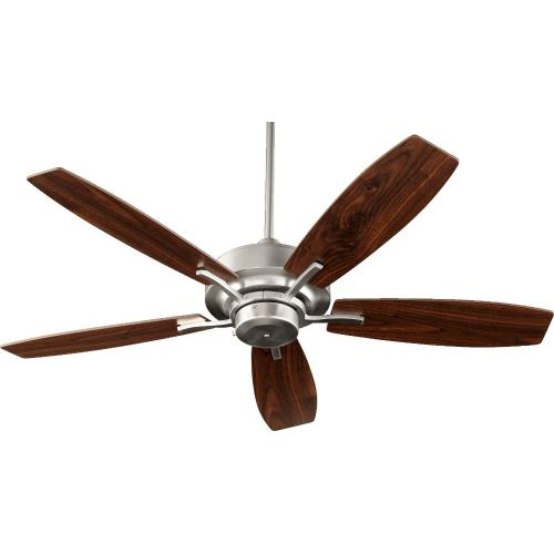 Quorum Lighting 64525 Soho - Ceiling Fan in Soft Contemporary style - 52 inches wide by 13.16 inches high