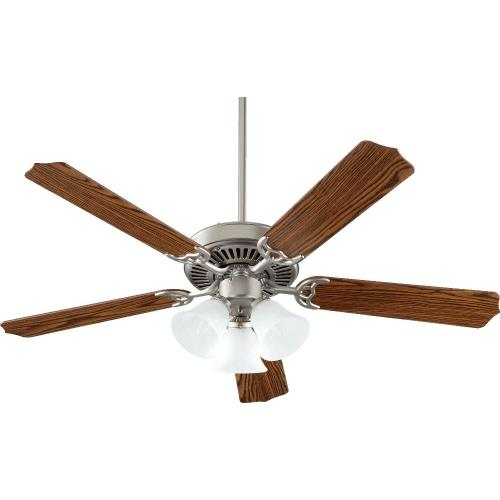 Quorum Lighting 7752516652 Capri VI - 52 Inch Ceiling Fan with Light Kit