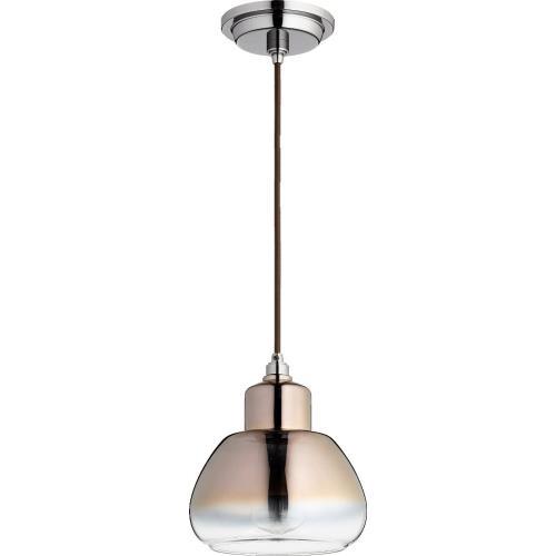 Quorum Lighting 8000 8.25 Inch One Light Pendant
