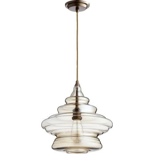 Quorum Lighting 8003 16.5 Inch One Light Pendant