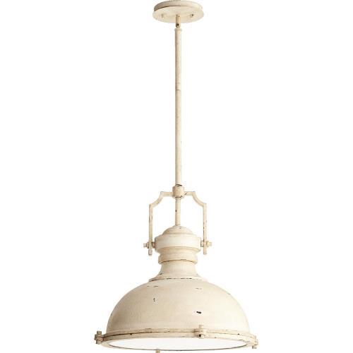 Quorum Lighting 814-20 Hinge - Three Light Pendant