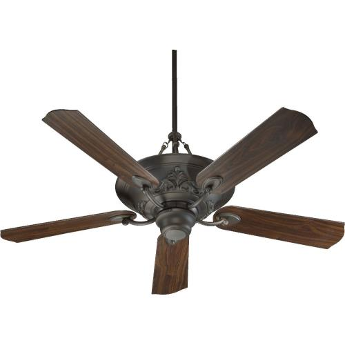 Quorum Lighting 83565-86 Salon - Ceiling Fan in Transitional style - 56 inches wide by 22.48 inches high