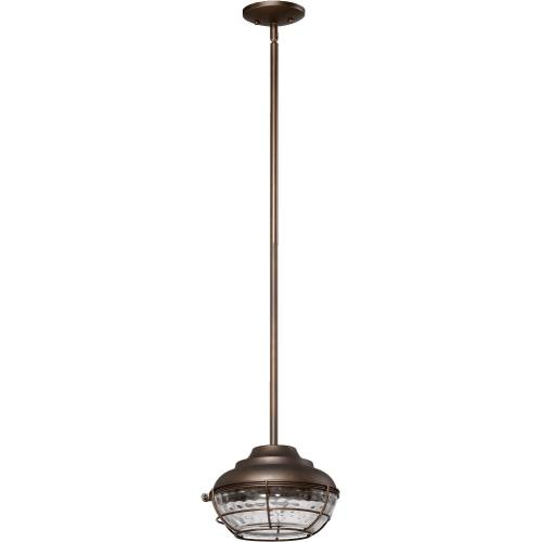 Quorum Lighting 8374-86 Hudson - One Light Outdoor Pendant