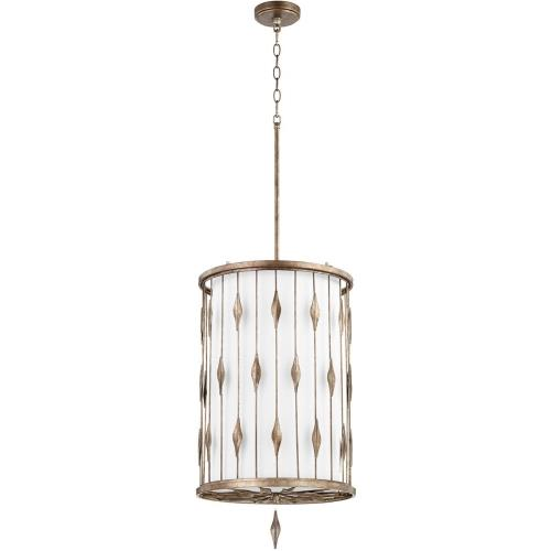 Quorum Lighting 855-3-91 Cordon - 3 Light Pendant in style - 16 inches wide by 27.5 inches high