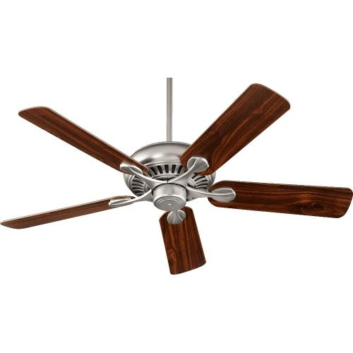 Quorum Lighting 91525 Pinnacle - Ceiling Fan in Traditional style - 52 inches wide by 12.6 inches high