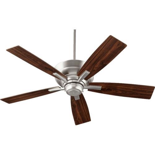 Quorum Lighting 94525 Mercer - 52 Inch Ceiling Fan with Light Kit