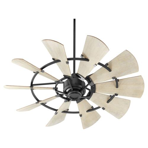 Quorum Lighting 95210-69 Windmill - 52 Inch Ceiling Fan