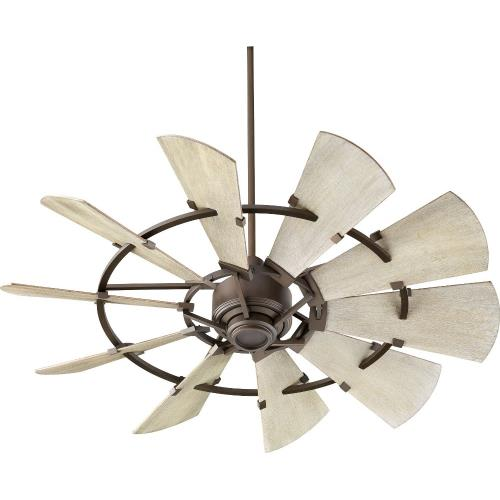 Quorum Lighting 95210 Windmill - 52 Inch Ceiling Fan