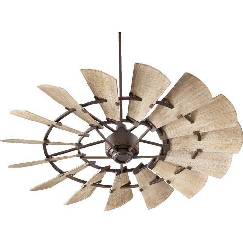 Quorum Lighting 9601WINDMILL Windmill - 60 Inch Ceiling Fan