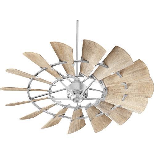 Quorum Lighting 96015 Windmill - 60 Inch Ceiling Fan