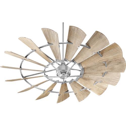 Quorum Lighting 972172WIND Windmill - 72 Inch Ceiling Fan