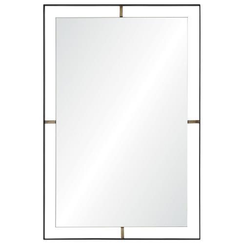 Renwil Inc MT1857 Heston - 30.5 Inch Rectangular Mirror