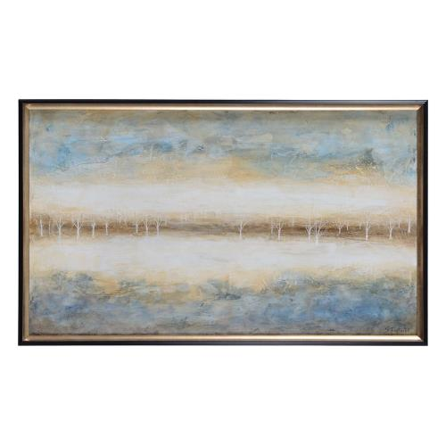 "Renwil Inc OL1678 Virgo - 30"" Large Rectangular Wall Art"