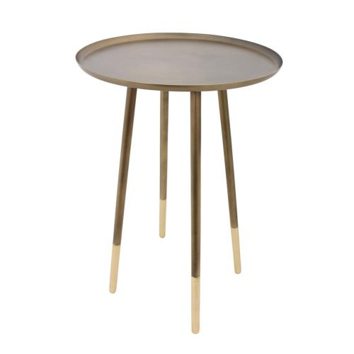 Renwil Inc TA112 Pawn - 22.5 Inch Small Accent Table