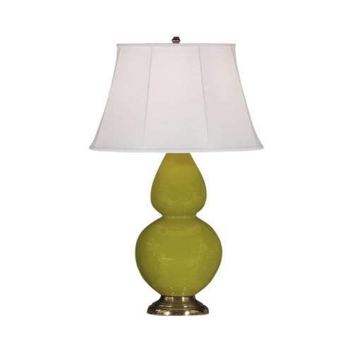 Robert Abbey Lighting 1663 Double Gourd - One Light Table Lamp
