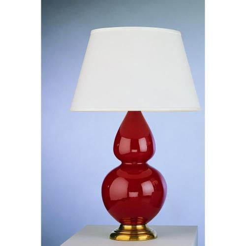 Robert Abbey Lighting 1667X Double Gourd - Table Lamp