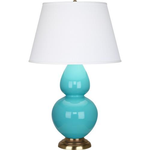 Robert Abbey Lighting 1740X Double Gourd - Table Lamp