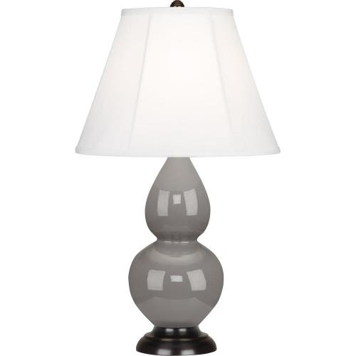 Robert Abbey Lighting 1769 Small Double Gourd - One Light Table Lamp