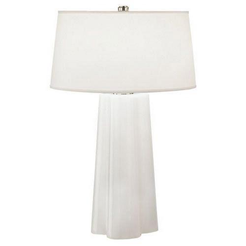 Robert Abbey Lighting 43 Wavy - 1 Light Table Lamp