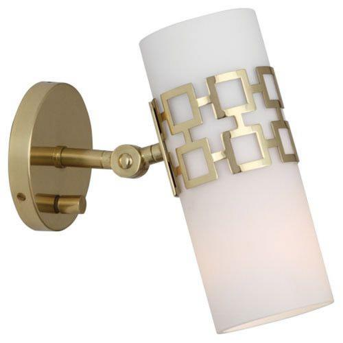 Robert Abbey Lighting 639 Jonathan Adler Parker - One Light Wall Sconce