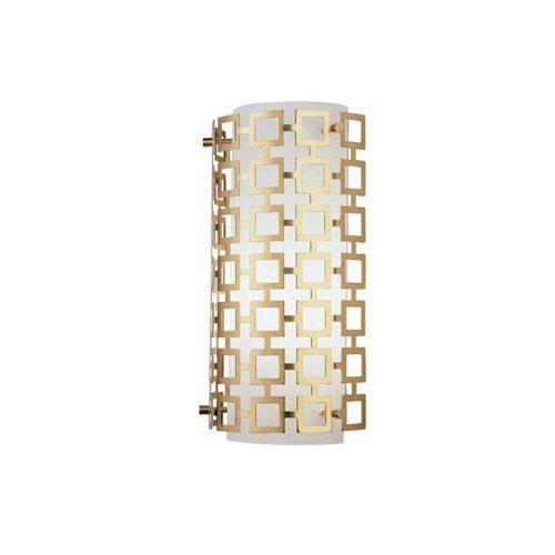 Robert Abbey Lighting 662 Jonathan Adler Parker - One Light Wall Sconce