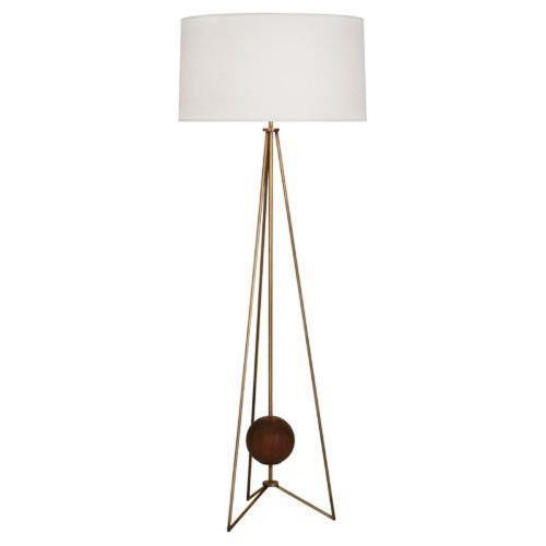 Robert Abbey Lighting 782 Jonathan Adler Ojai - One Light Floor Lamp