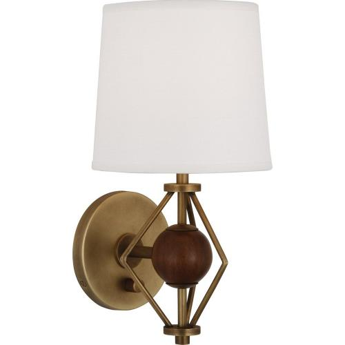 Robert Abbey Lighting 785 Jonathan Adler Ojai - One Light Wall Sconce