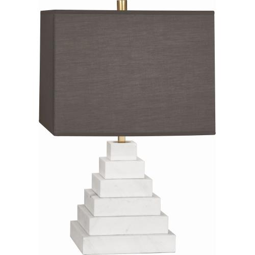 Robert Abbey Lighting 797G Jonathan Adler Canaan - One Light Table Lamp