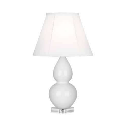 Robert Abbey Lighting A690 Double Gourd - One Light Table Lamp