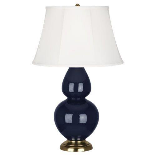 Robert Abbey Lighting MB20 Double Gourd - One Light Table Lamp