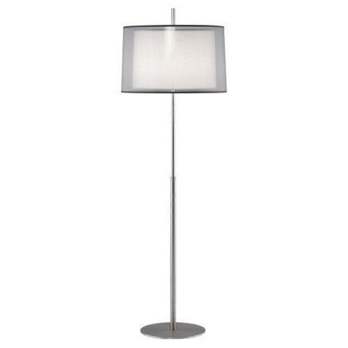 Robert Abbey Lighting S2191 Saturnia - One Light Floor Lamp