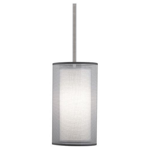 Robert Abbey Lighting S2196 Saturnia - One Light Narrow Pendant