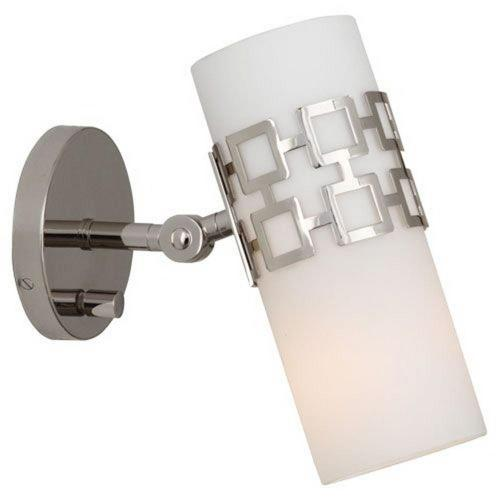 Robert Abbey Lighting S639 Jonathan Adler Parker - One Light Wall Sconce
