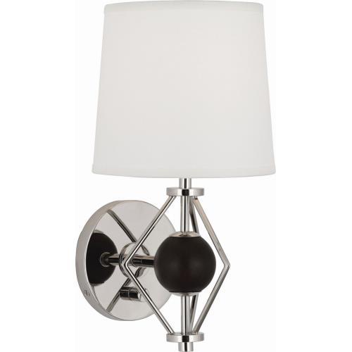 Robert Abbey Lighting S785 Jonathan Adler Ojai - One Light Wall Sconce