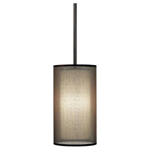 Robert Abbey Lighting Z2186 Saturnia - One Light Narrow Pendant