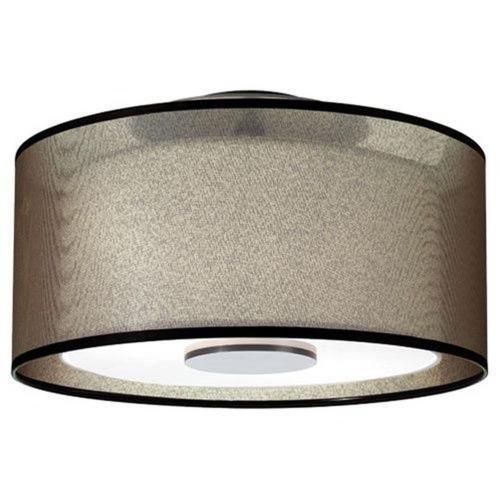 Robert Abbey Lighting Z2187 Saturnia - Two Light Semi-Flush Mount