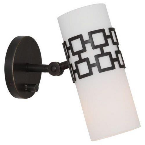 Robert Abbey Lighting Z639 Jonathan Adler Parker - One Light Wall Sconce