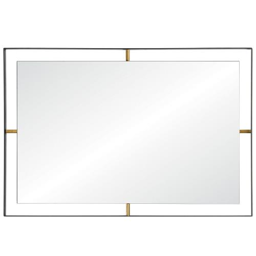 Varaluz Lighting 610030 Framed - 30 Rectangular Wall Mirror