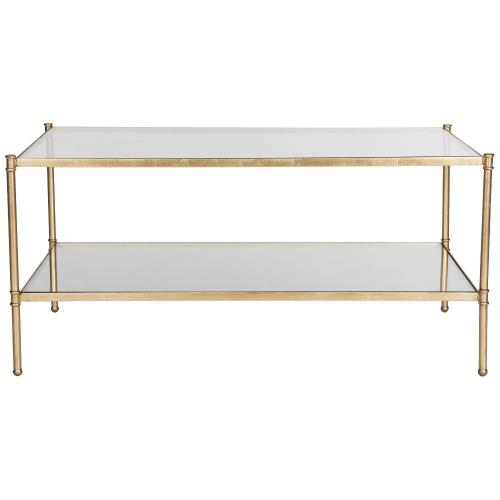 Safavieh FOX2565A Aslan - 42.3 Inch Coffee Table